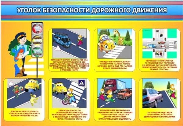 паспорт безопасности дорожного движения в школе образец - фото 5
